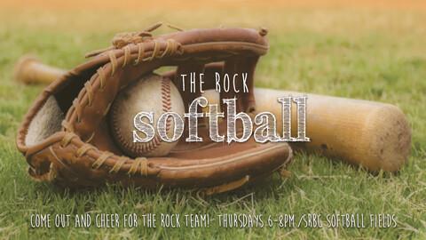Rock Softball