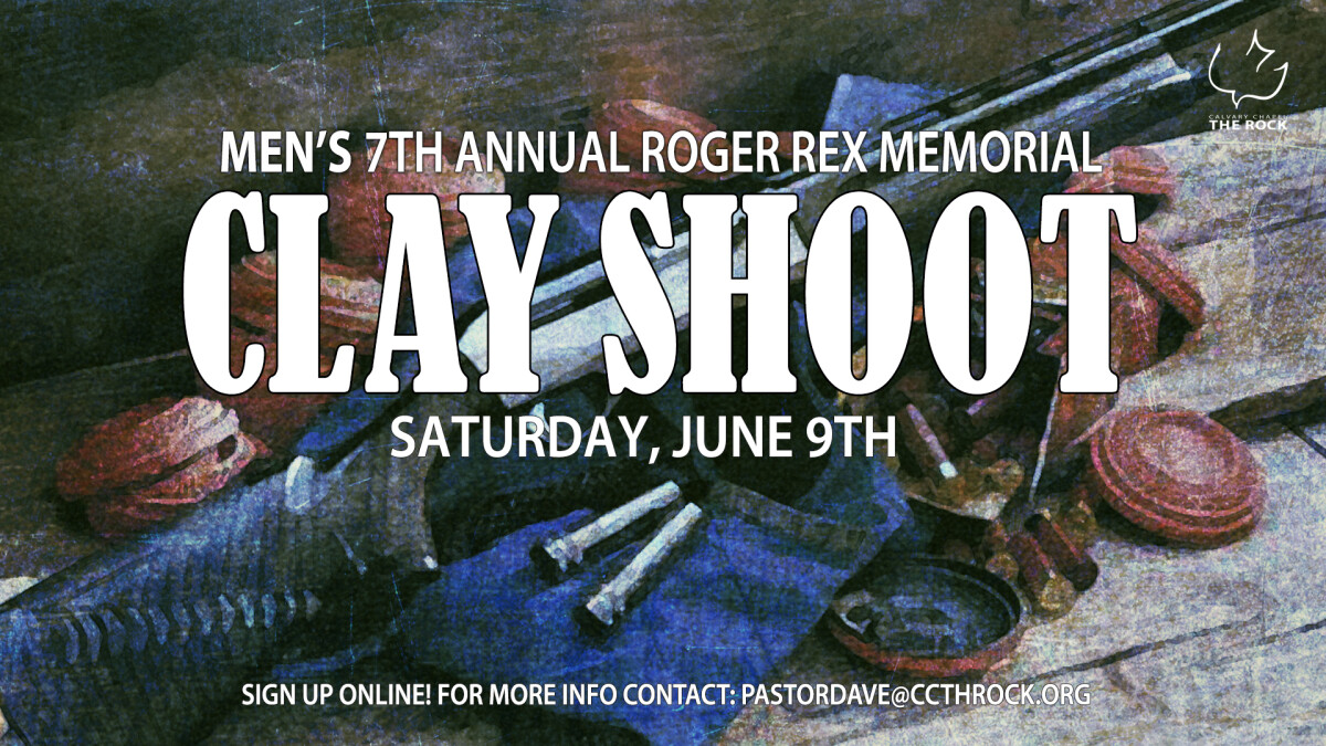 Roger Rex Memorial Clay Shoot