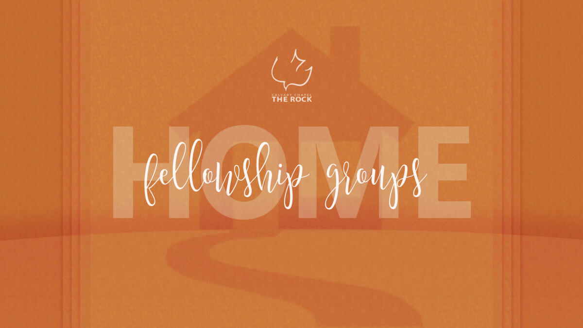 Home Fellowship Groups