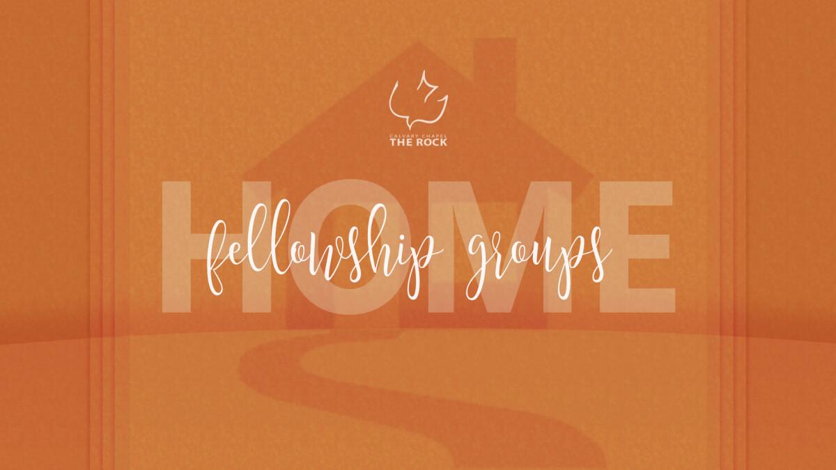 Home Fellowship Groups