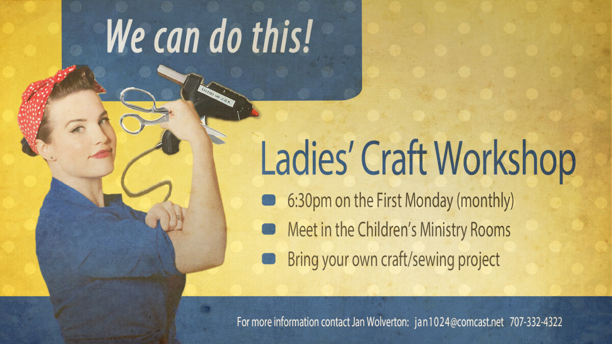 Ladies' Craft Workshop