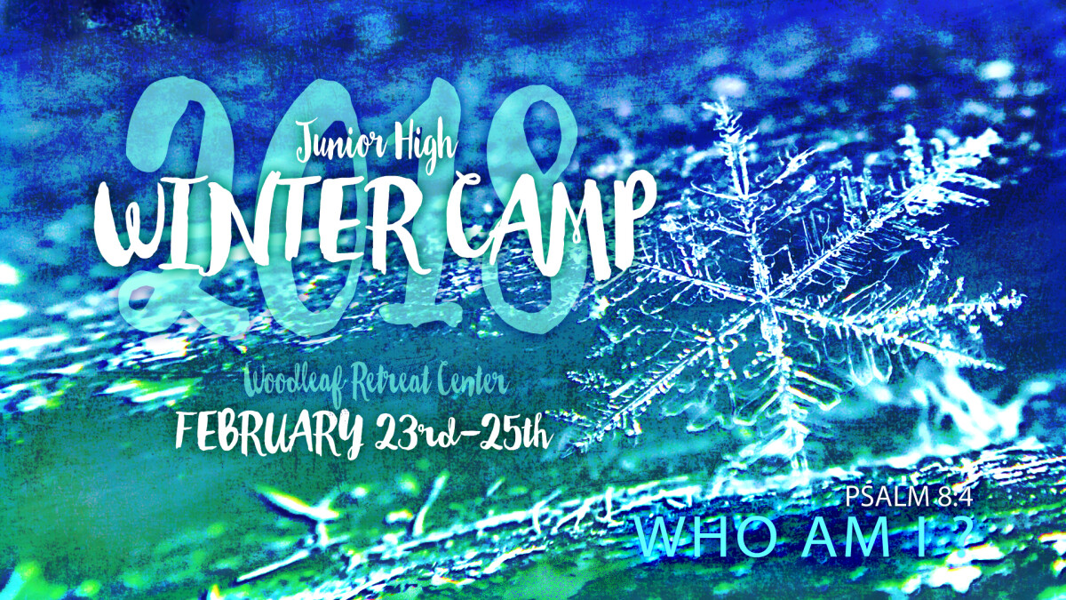 JH Winter Camp!