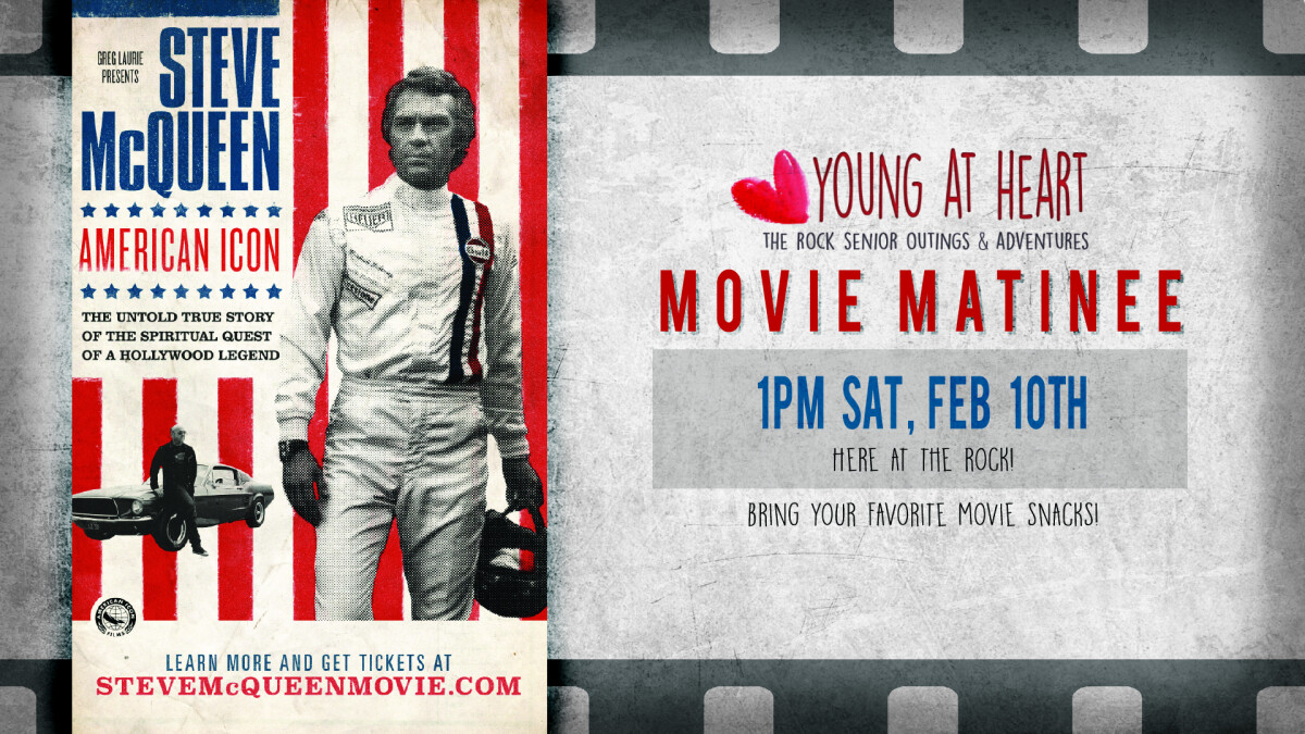 Young at Heart Movie Matinee