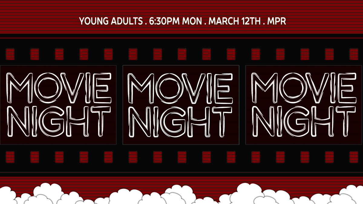 Young Adults Movie Night