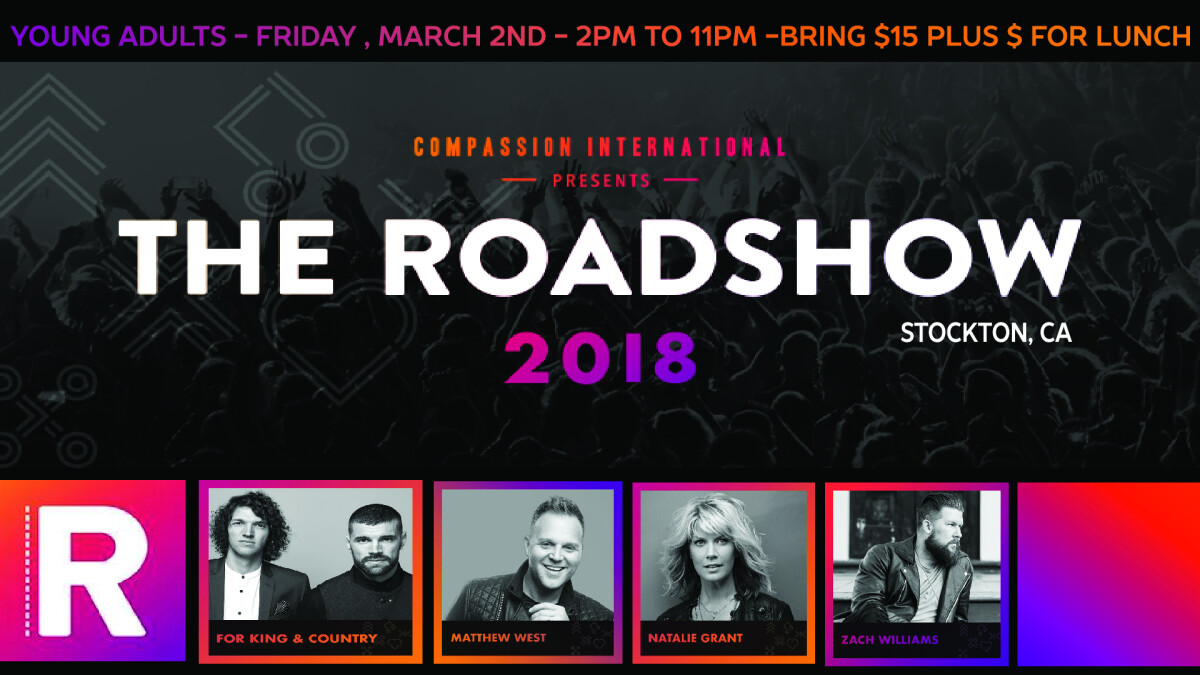 Young Adult Roadshow Concert