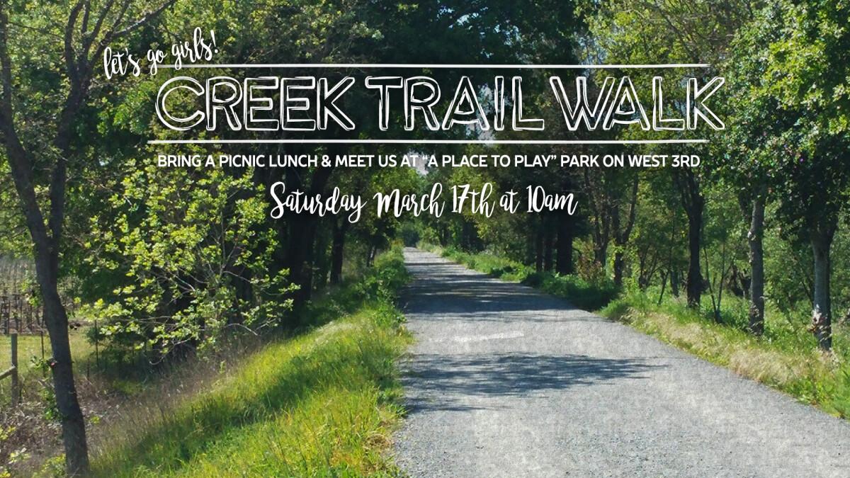 Ladies' Creek Trail Walk