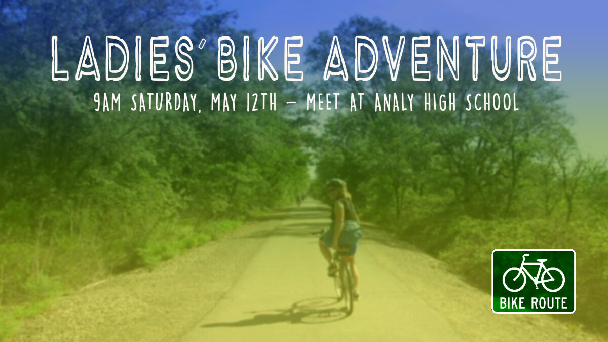 Ladies Adventure Bike Ride