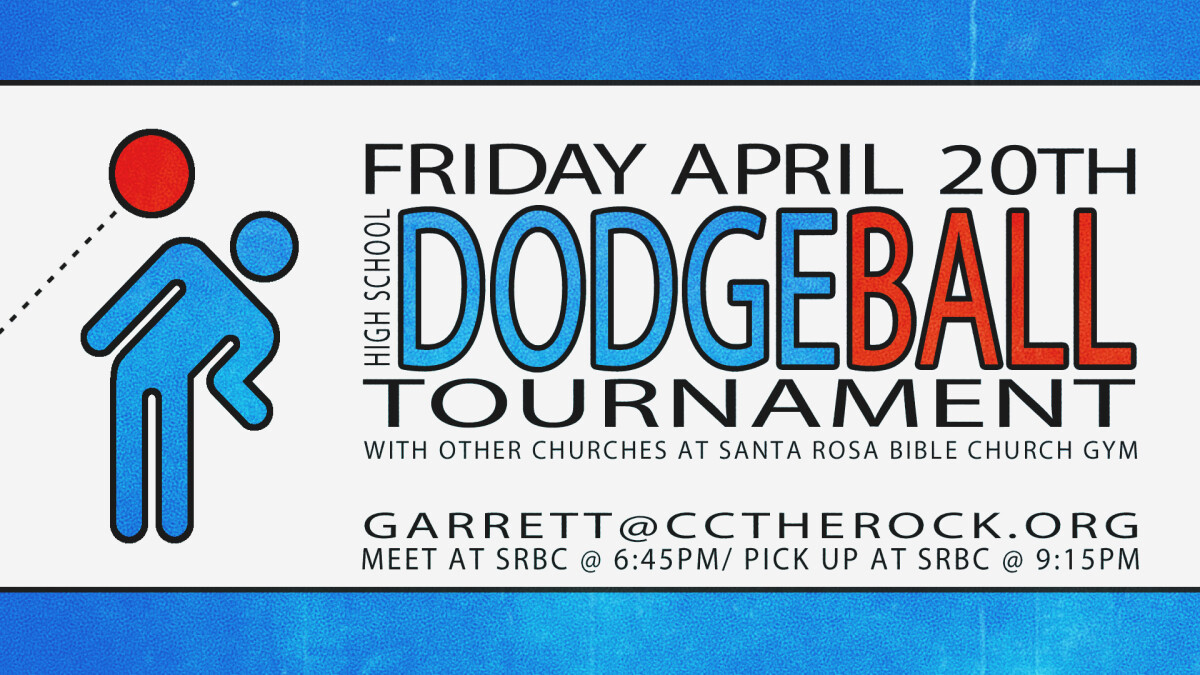 HS Dodgeball Tournament!