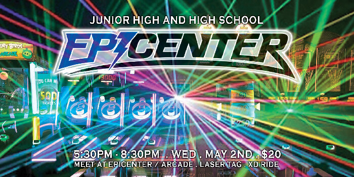 JH & HS Epicenter Event!