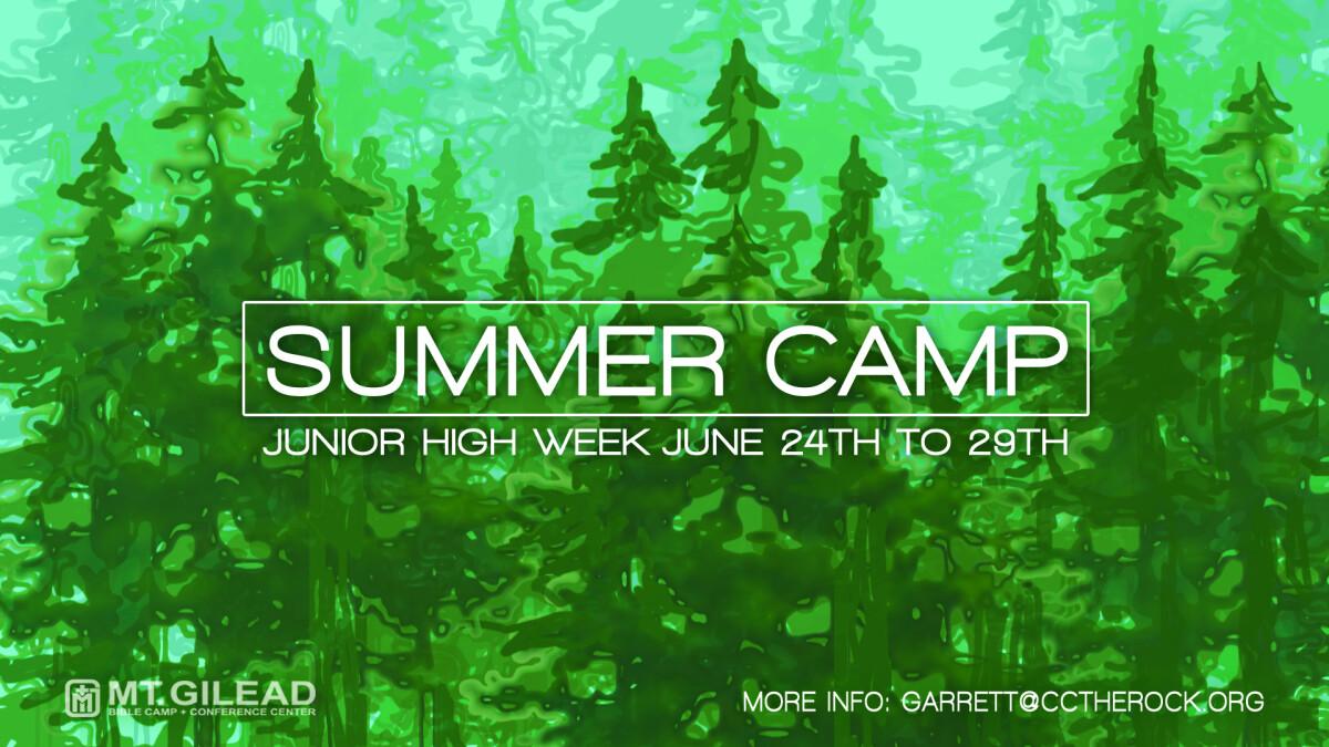 JH Summer Camp!