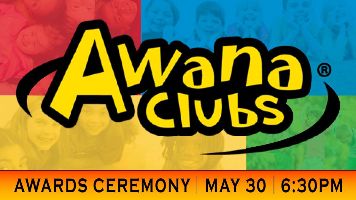 AWANA Award Night