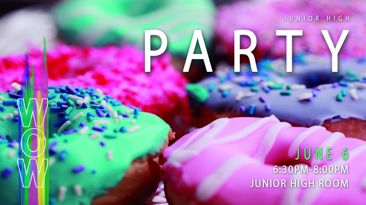 WOW Week JH Party