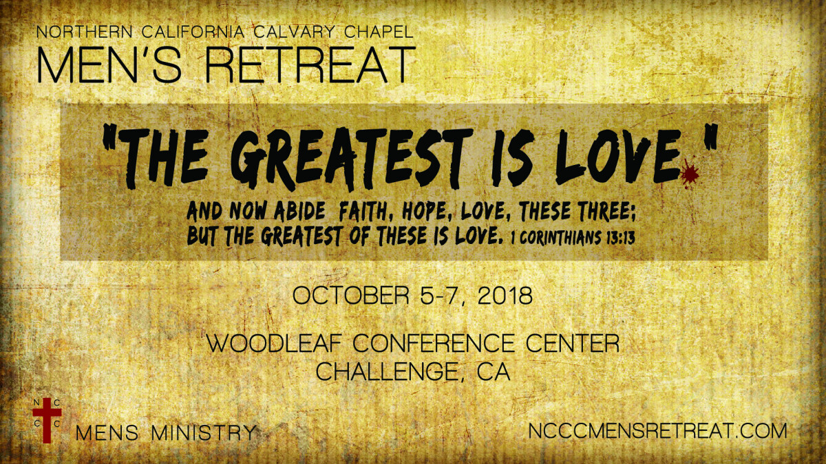 Men's Retreat Woodleaf
