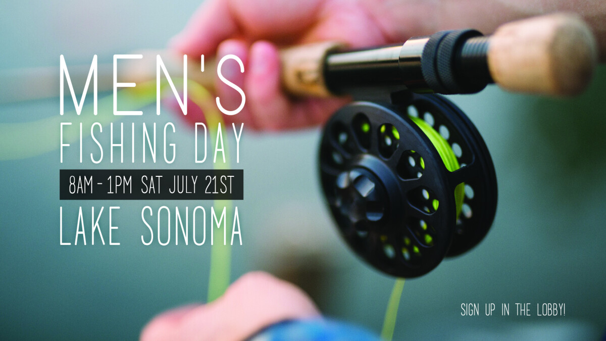 Men's Fishing Day