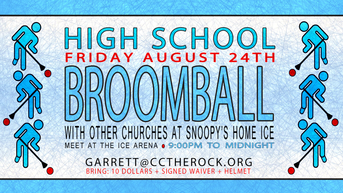 HS Broomball
