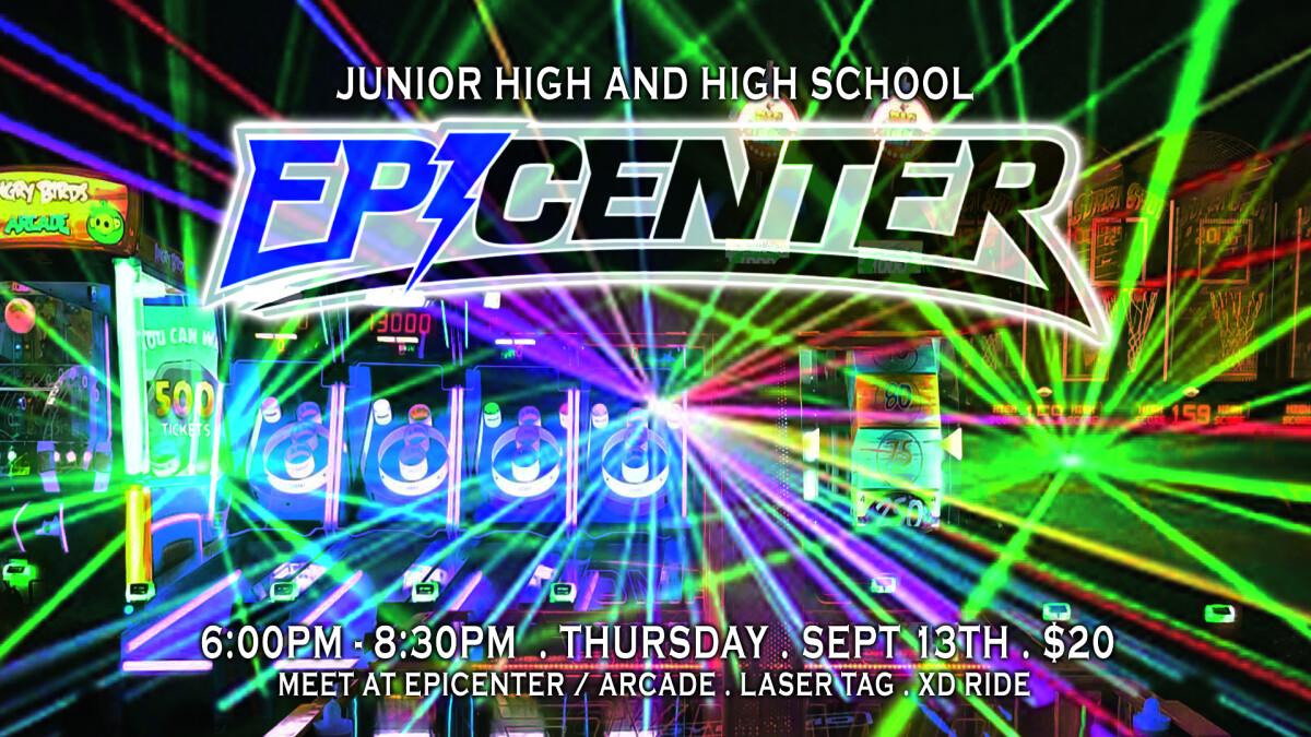 JH/HS Epicenter Extravaganza