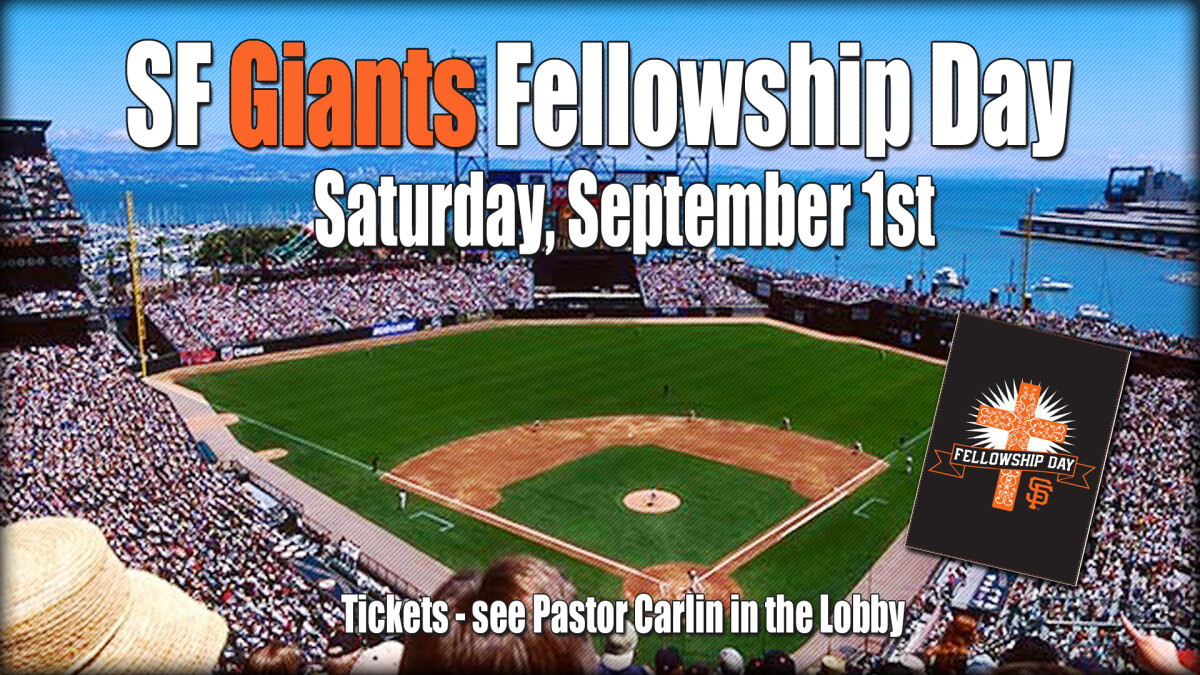 CCOA SF Giants Fellowship Day