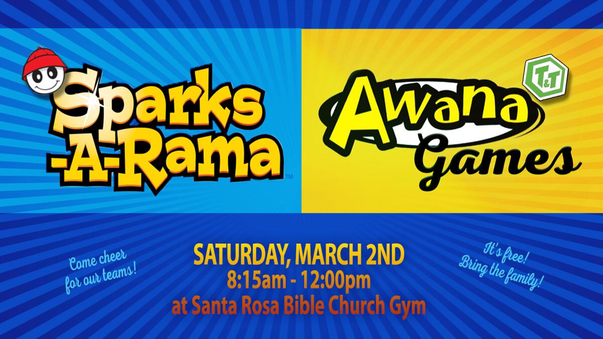 AWANA Games!